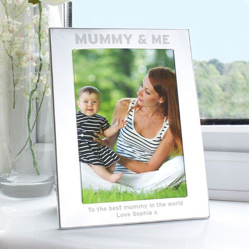 Personalised Love You Mummy Photo Frame